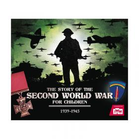 second world war for children cover