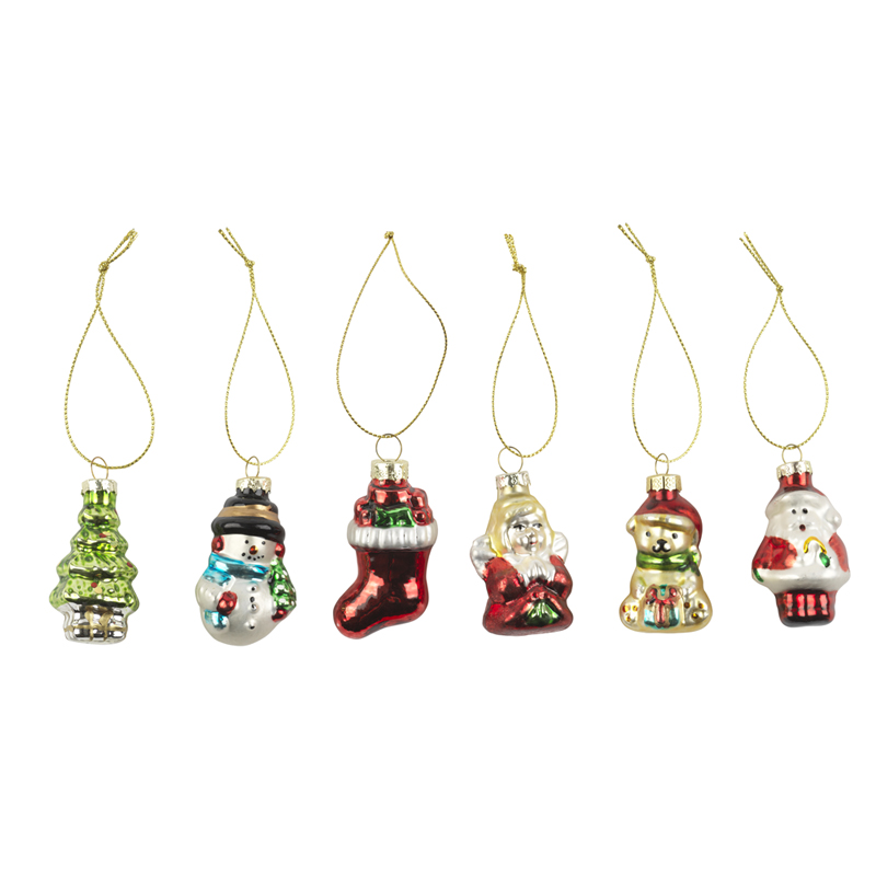 6 christmas decorations image