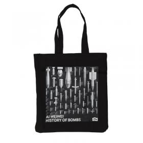 Ai Weiwei tote front image