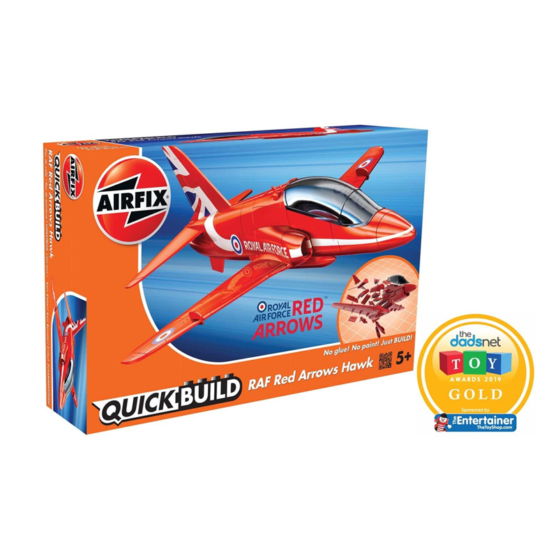 air fix red arrow packshot