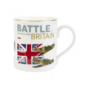 Battle of Britain 80th china mug side profile 1