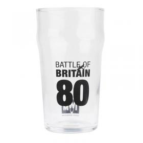Battle of Britain 80th pint glass front