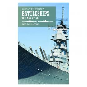 Battleships - The War at Sea book cover