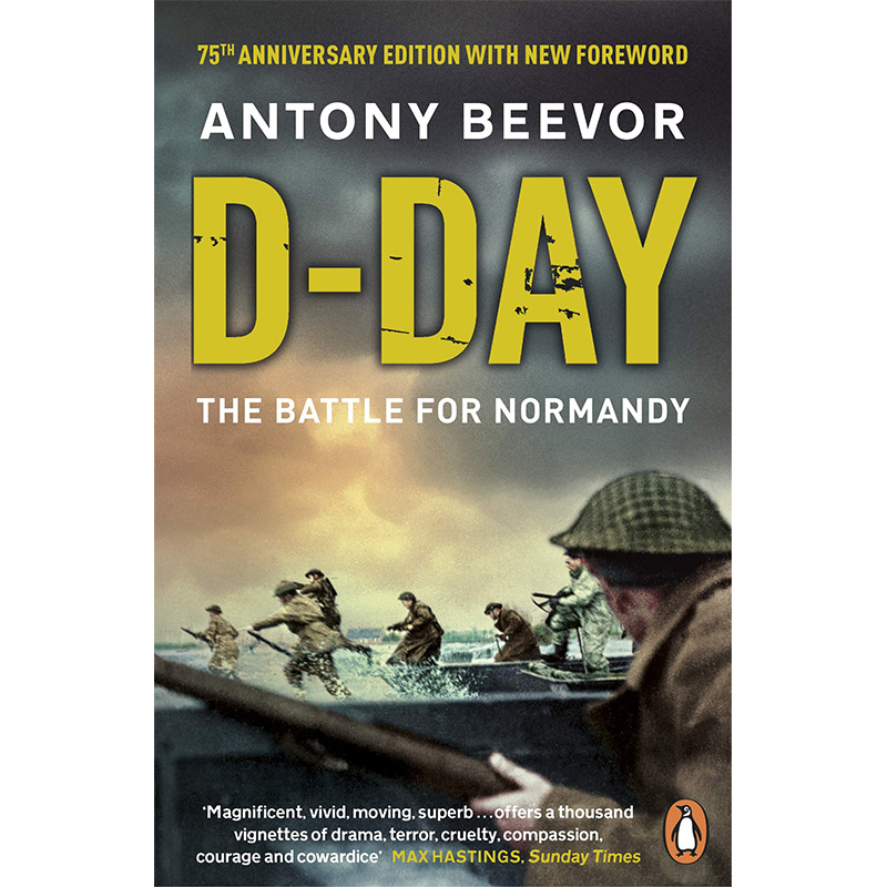 The Normandy Landings that took place on D-Day involved by far the largest invasion fleet ever known. The scale of the undertaking was awesome and what followed was some of the most cunning and ferocious fighting of the war. As casualties mounted, so too
