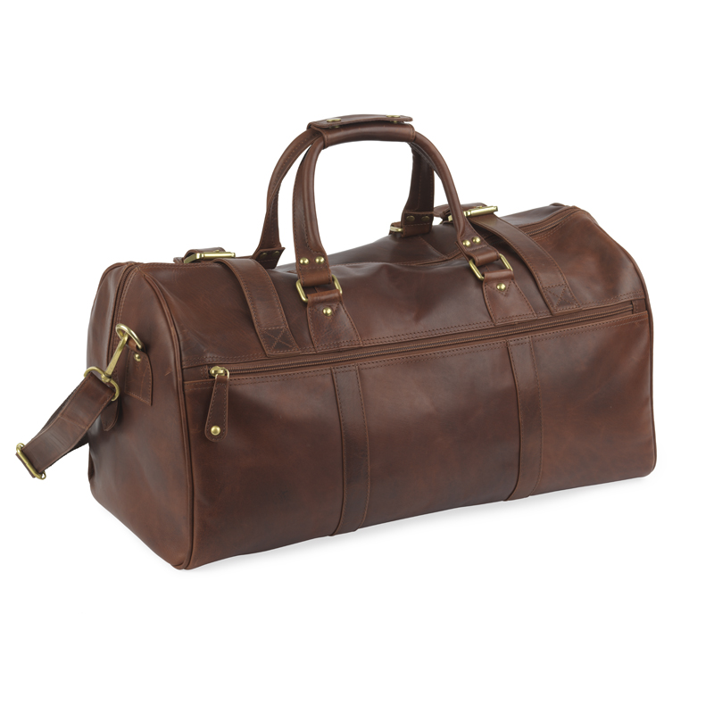 Battle of britain leather holdall image 2