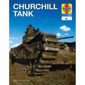 Churchill Tank (Icon Series)