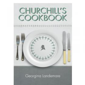 Book called Churchill Cookbook