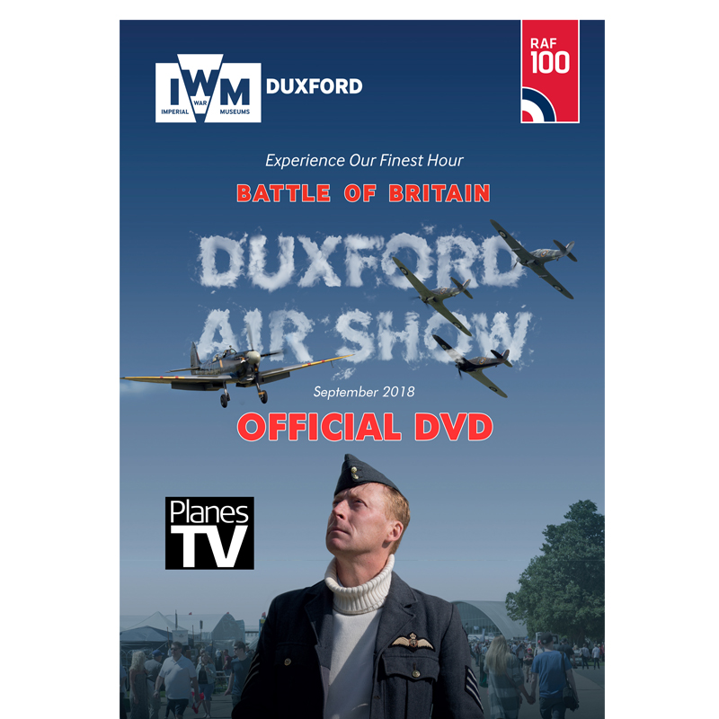 IWM Duxford Battle of Britain Airshow 2018