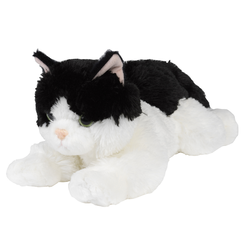 Frankenstein the cat soft toy image 1