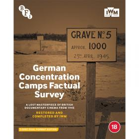 German Concentration Camps Factual Survey (DVD / BluRay)