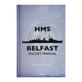 HMS Belfast Pocket Manual front cover