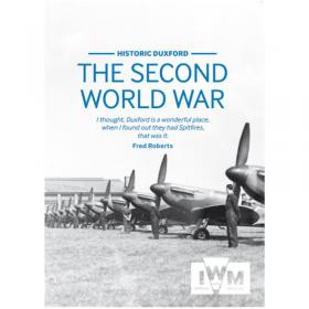 Historic Duxford - The Second World War DVD (PAL)