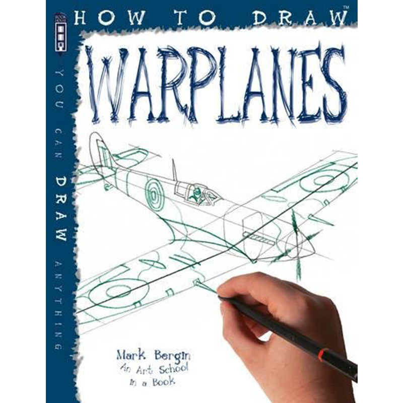 How To Draw War Planes