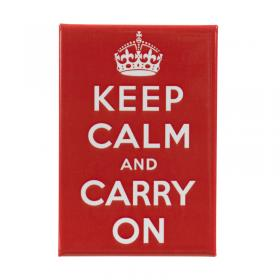 keep calm magnet image