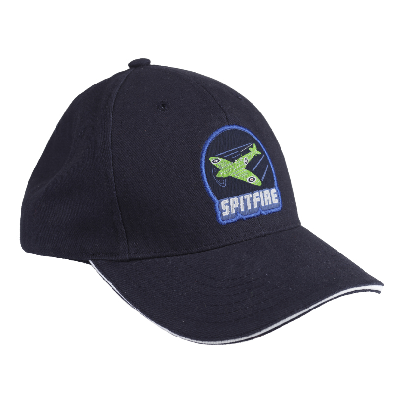 Kids Spitfire baseball cap front side main