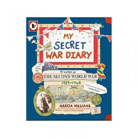 My Secret war diary cover