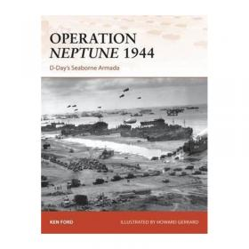 Operation Neptune 1944 book cover