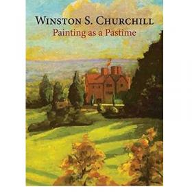 Book called Painting as a Pastime