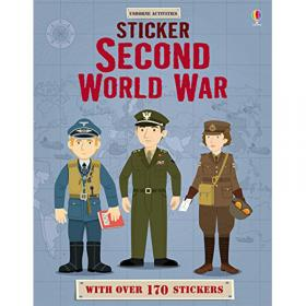 Second World War (Sticker)