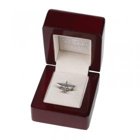 Spirit of 1940 Spitfire pin badge boxed