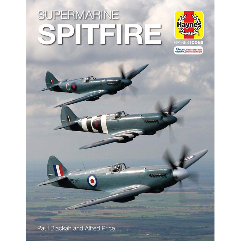Supermarine Spitfire (Icon Series)