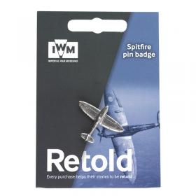 spitfire pin in packaging