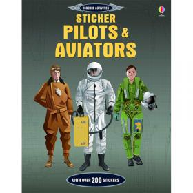 Sticker Pilots and Aviators