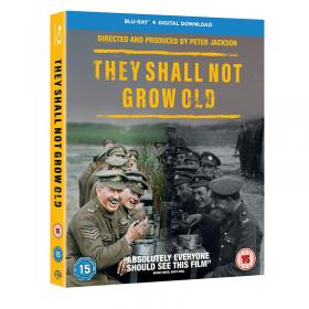 They Shall Not Grow Old Blu-ray