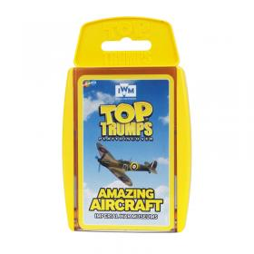 IWM Amazing Aircraft Top Trumps 1