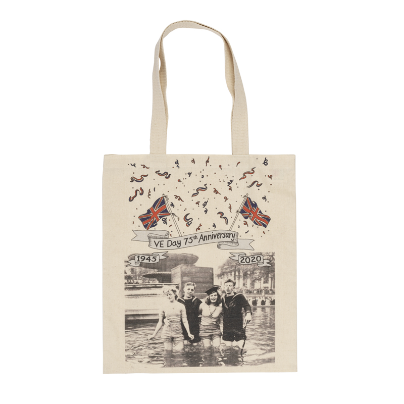 VE Day tote Image 1