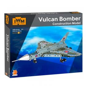 Vulcan Bomber construction set box