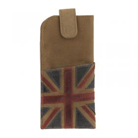 union jack glasses case image 1