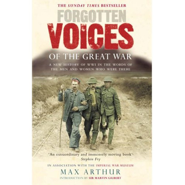 World War One Engagement Centre: Voices of War and Peace