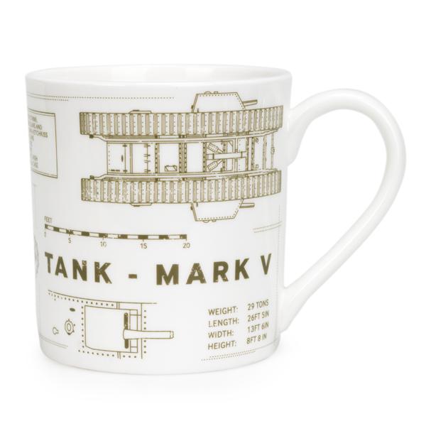 Tank blueprint mug name tank blueprint mug malvernweather Images