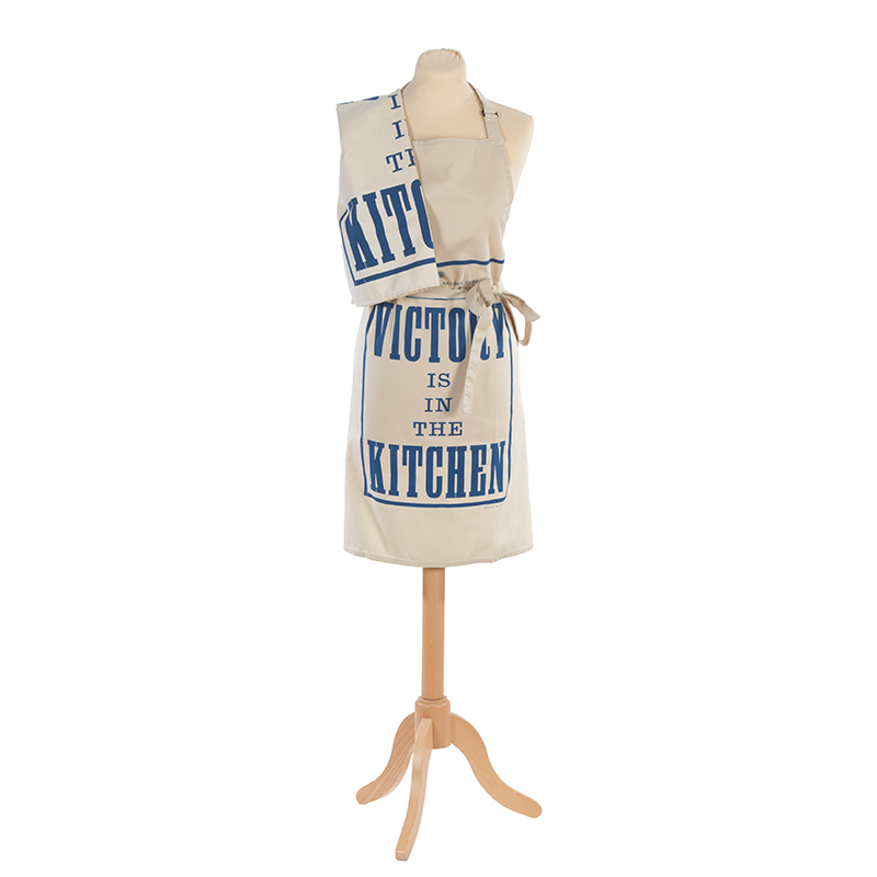 victory in the kitchen apron