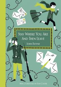 Book called Stay Where You are and Then Leave