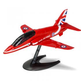 red arrow model finished