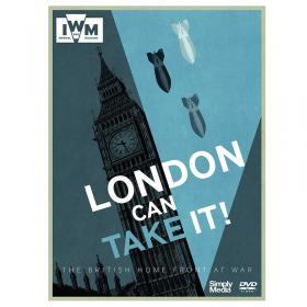 DVD Called London Can Take it
