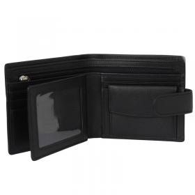 spitfire leather black wallet 3