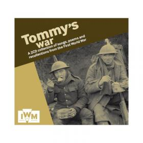Tommys War (CD)