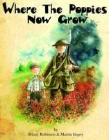 Book called Where the Poppies Now Grow