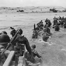Shop fiction and nonfiction history books on the D-day landings and Allied invasion of Normandy in Operation Overlord