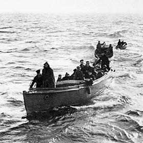 Shop fiction and nonfiction history books on the Allied evacutations of Dunkirk code-named Operation Dynamo